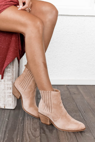 Take a Stand Heel in Nude
