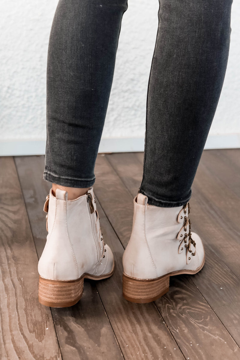 Mackenzie Boot in Taupe