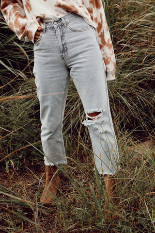Outlaw Denim Short