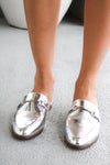 Chiara Slider in Silver