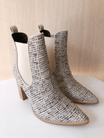 Esmee Boot in Beige