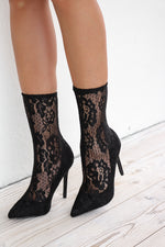 Lace Generation Ankle Boot