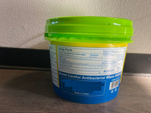 Load image into Gallery viewer, 1 GALLON TUB OF ANTISEPTIC WIPES-800 WIPES PER TUB($49.95 EA)