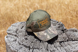 Camo Hat-CR Logo