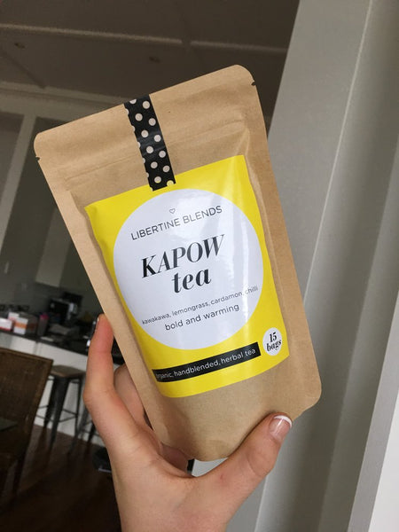 Kapow Herbal Tea