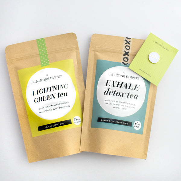 Bright and Beautiful Tea Bundle
