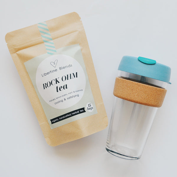 Glass KeepCups 16oz