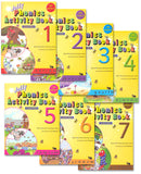 Jolly Phonics Activity Book 3 - In Print Letters