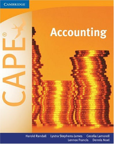 Accounting for CAPE