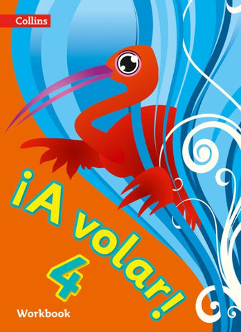 A Volar Level 4 Primary Spanish For The Caribbean WKBK4
