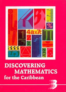 Discovering Maths for the Caribbean Book 3