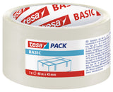 BASIC Carton Sealing Tape Clear 40MX48MM