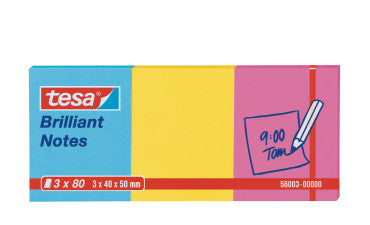 tesa® Bright Notes 3x50mmx40mm