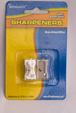 Metal Sharpeners 2pk