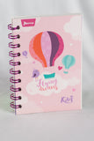 Norma Mini Wired Bound Notebook Kiut