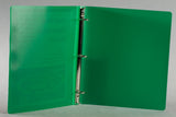 "Binder Poly 1"" Clear View With Frame"