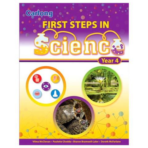 Carlong First Steps in Science - Year 4