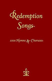 Redemption Songs Hard Cover