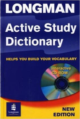 Longman Active Study Dictionary (With Cd-Rom) 5th Edition
