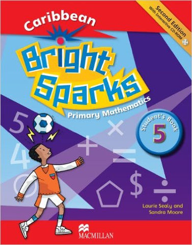 Bright Sparks Grade 5 Student Book with CD 2nd Edition