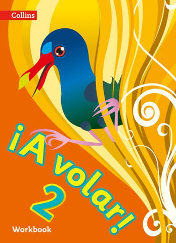 A Volar Level 2 Primary Spanish For The Caribbean WKBK2