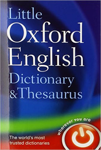 Little Oxford Dictionary & Thesaurus