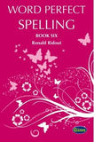 Word Perfect Spelling International 2nd Edition Book 6
