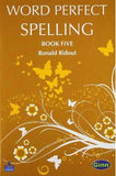 Word Perfect Spelling International 2nd Edition Book 5