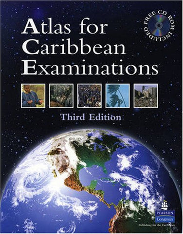 Atlas For Caribbean Examinations 3rd Edition