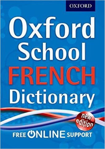 Oxford School French Dictionary New