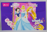 Norma Document Wallet 535832 - Expandable Portfolio Disney Princess