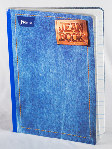 546028 Norma Composition Notebook Jean Book