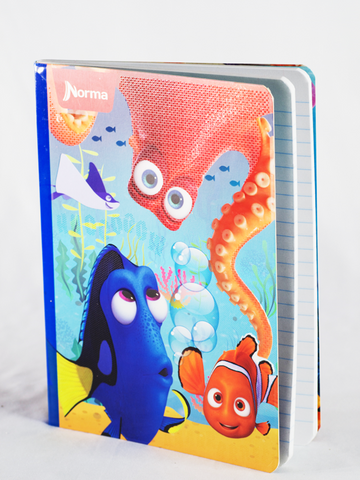 550139 Norma Composition Notebook Finding Dory