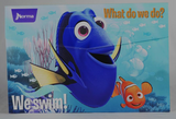 Norma Document Wallet 550159 - Expandable Portfolio Finding Dory