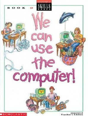 We Can Use The Computer Book D