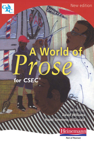 World Of Prose, A Csec Edition