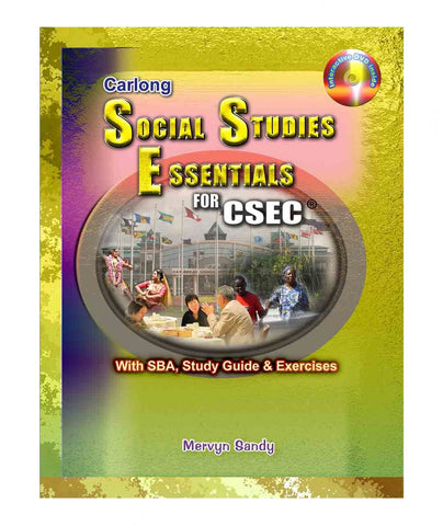 Carlong Social Studies Essentials For Csec With Sba, Study Guides And Exercises