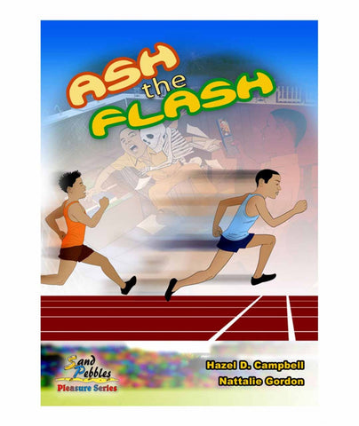 Sand Pebbles Pleasure Series (Spps) Ash The Flash