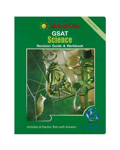 The Gleaner Children's Own Revision Guides:   Science