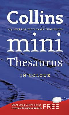 Collins Mini Thesaurus in Colour