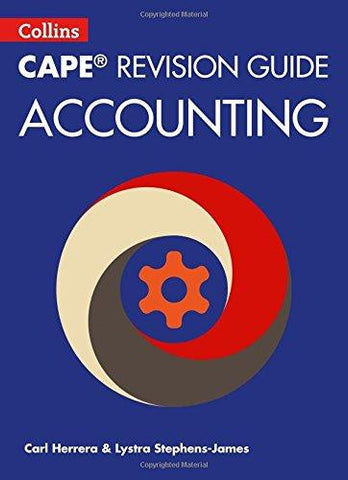 Accounting Collins CAPE Revision Guide