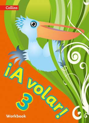 A Volar Level 3 Primary Spanish For The Caribbean WKBK3