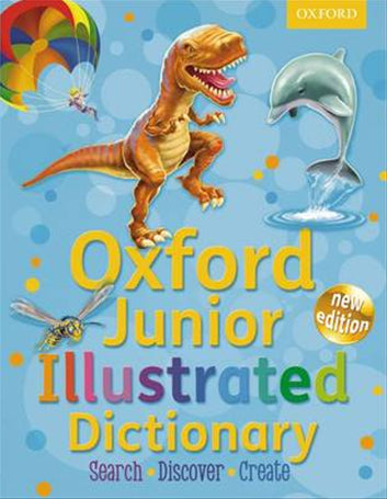 Oxford Junior Illustrated Dictionary (Paperback) Oxford Reference Books