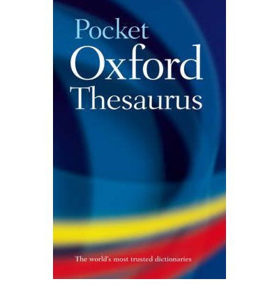 Pocket Oxford Thesaurus