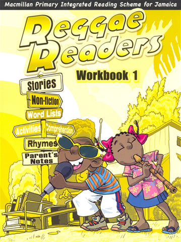 Reggae Readers Workbook 1 -Macmillan Primary Integrated Reading Scheme for Jamaica
