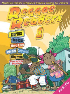 Reggae Readers 1 with Audio CD -Macmillan Primary Integrated Reading Scheme for Jamaica