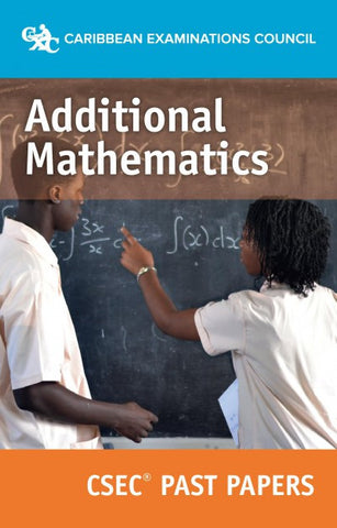 Solution to CSEC Add Mathematics 2011-2014