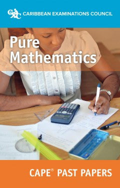 Cape Pure Mathematics Solutions Unit 2 Paper3 2004-2014