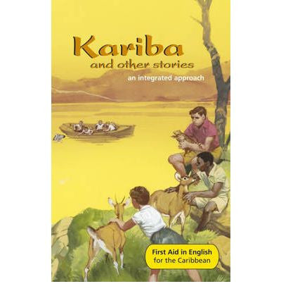 Reader F First Aid In English  -  Kariba stories