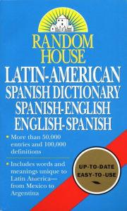 Latin American Spanish Dictionary